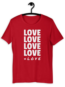 LOVE LOVE LOVE Tee Women's T-Shirt
