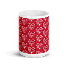 Load image into Gallery viewer, I am Perfect Brown Red Logo (Infinity) Mug