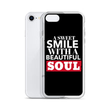 Load image into Gallery viewer, A Sweet Smile iPhone Case (Blk)