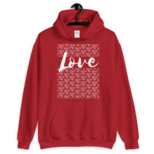 Load image into Gallery viewer, Love (heart infinity) Unisex Hoodie