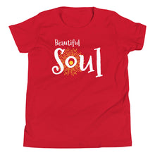 Load image into Gallery viewer, Beautiful Soul (v.3) Girl's T-Shirt