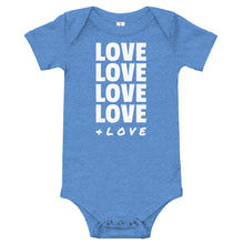 Load image into Gallery viewer, LOVE LOVE LOVE Infant Bodysuit