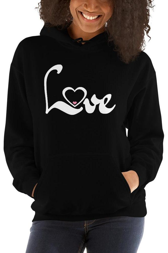 Love Hoodie (two sided)