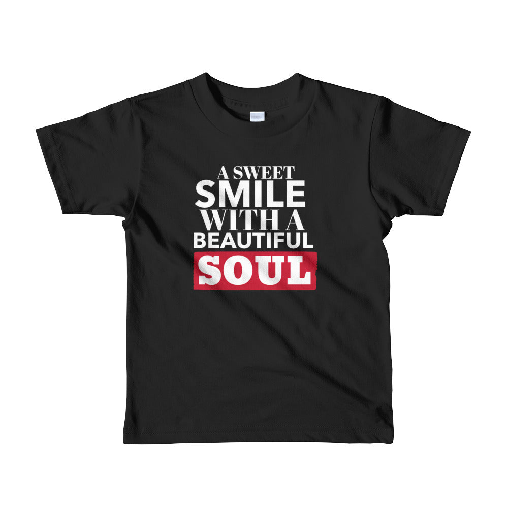 A Sweet Smile kids t-shirt