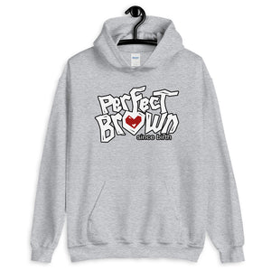 Perfect Brown (Justice) Women's Hoodie