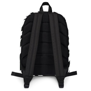 Perfect Brown Logo Backpack