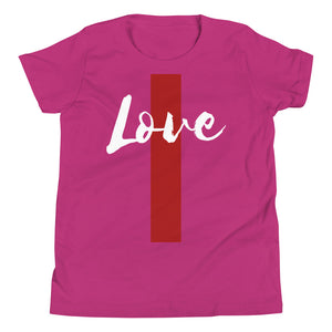Love Line Girl's T-Shirt