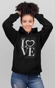 Self LOVE Adult Hoodie