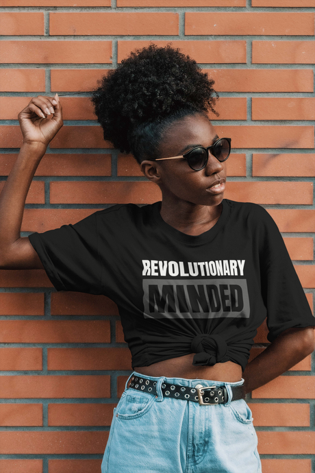 REVOLUTIONARY MINDED Unisex T-Shirt