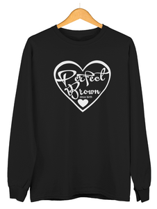 Perfect Brown Logo Women's Sweatshirt