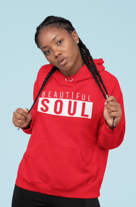 BEAUTIFUL SOUL Adult Hoodie