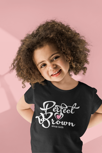 Perfect Brown Baby Tee