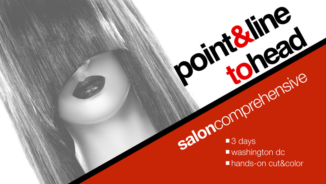 Point&Line to Head: Salon Comprehensive