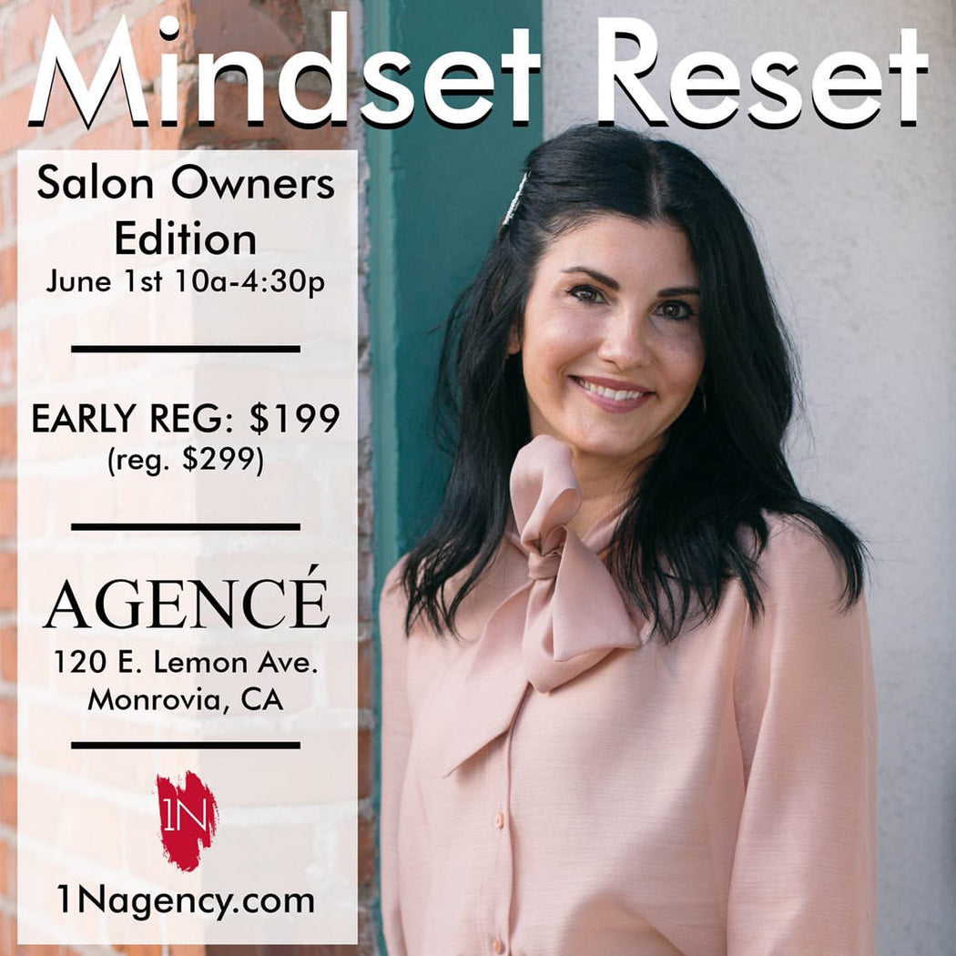 Mindset Reset - Salon Owners Edition