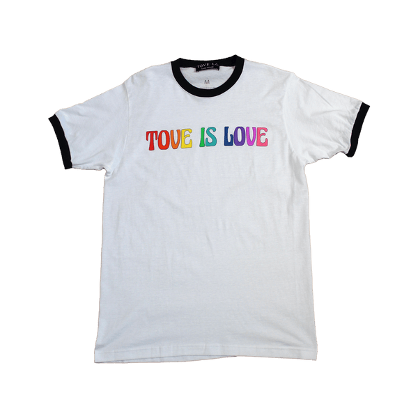 Tove Is Love Pride Tee
