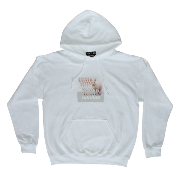 Bitches Pullover Hoodie