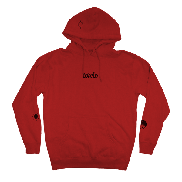 Icon Hoodie Red