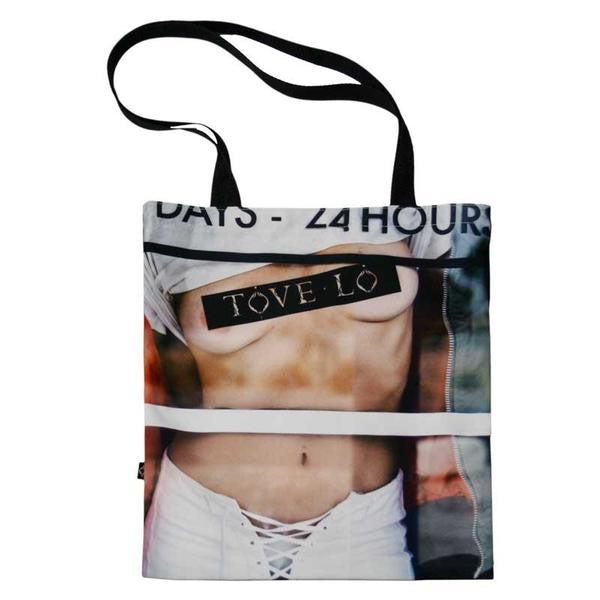 CENSORED TOTE BAG