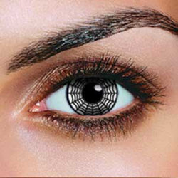 Spider Web Contact Lenses (Pair)