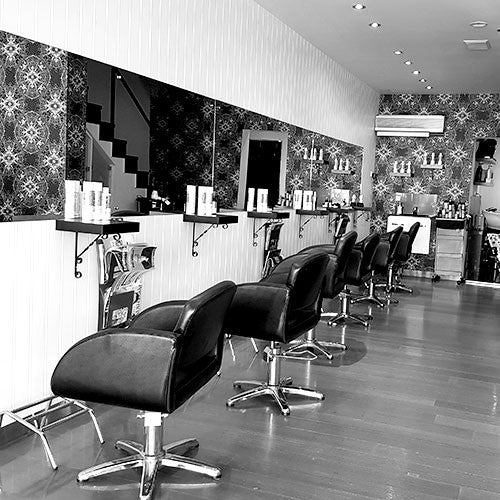 luxury hair salon ascot