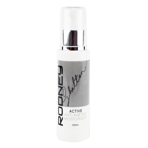 Check Out Anti Ageing Moisturiser at Rodney Shelton Hair Salon on Racecourse Road Hamilton