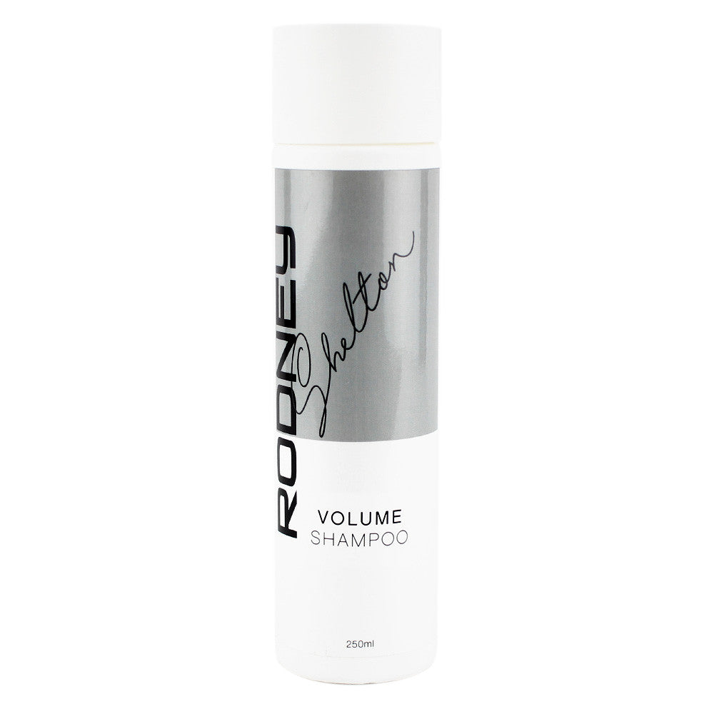 Rodney Shelton Hair Salon Brisbane - Volume Shampoo - Organic, No Animal Tested Shampoo