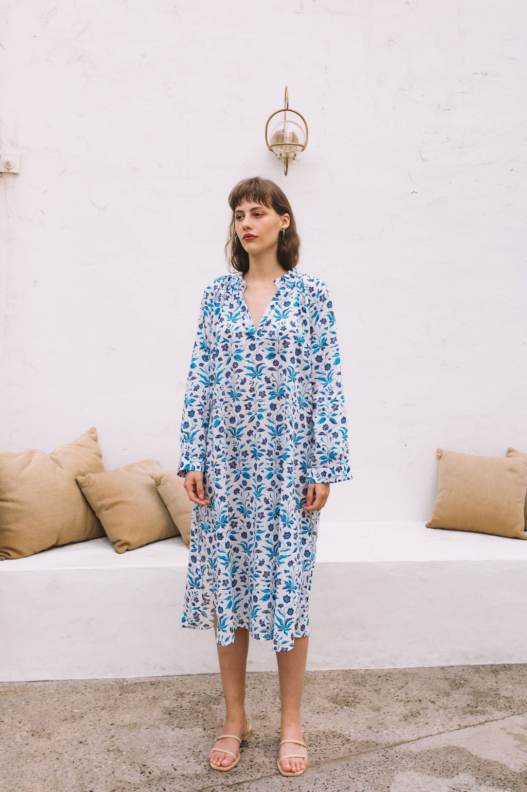 Chiara Popover Dress