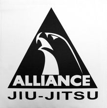 Alliance BJJ Medium BJJ Custom BJJ Patch