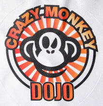 Crazy Monkey Dojo BJJ Small Custom BJJ Patch