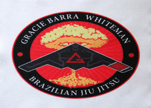 Gracie Barra BJJ Small Custom BJJ Patch