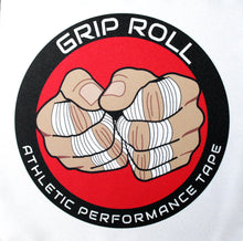 Grip Roll Medium BJJ Custom BJJ Patch