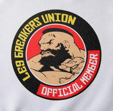 Leg Breakers Union BJJ Small Custom BJJ Patch