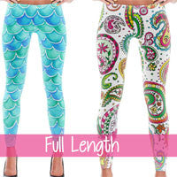 full length leggings