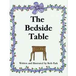 the bedside table book by beth picard