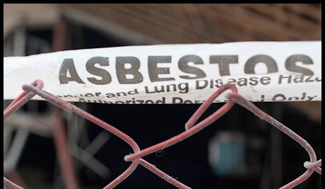 Asbestos exposure alert issued on imported cylinders from China