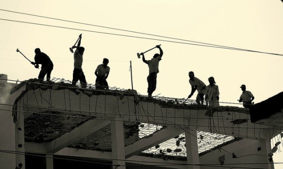 Working at heights still poses the greatest risk of death in construction