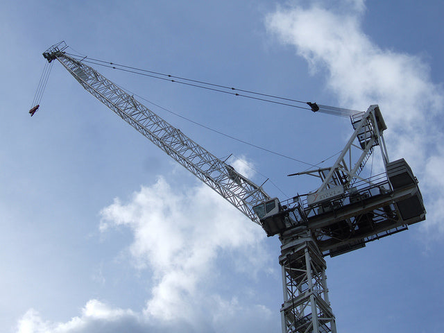 "Tower crane collapse in Sydney ""not good enough"""