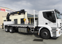 CV Vehicle Loading Crane training Online TLILIC0002 VOC