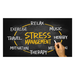 managing stress online