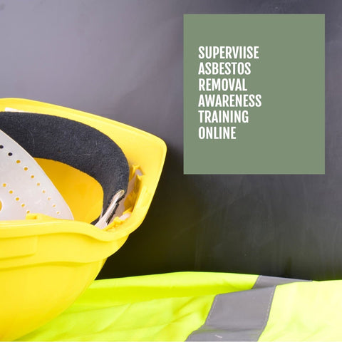 Supervise Asbestos Removal Training online (CPCCBC4051A)