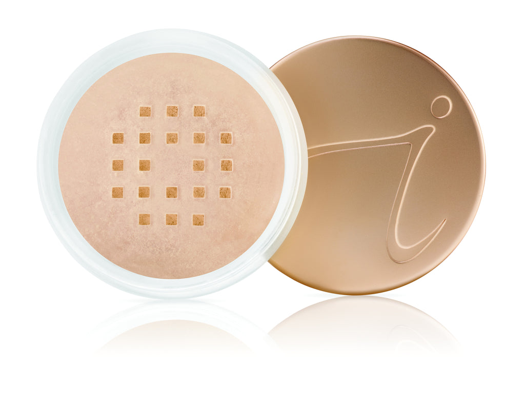 Light Beige - Amazing Base SPF 20 Foundation (loose) - The English Rose Organic Spa