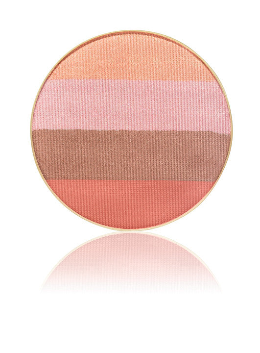 Peaches and Cream Bronzer - Bronzer Refill (New!) - The English Rose Organic Spa