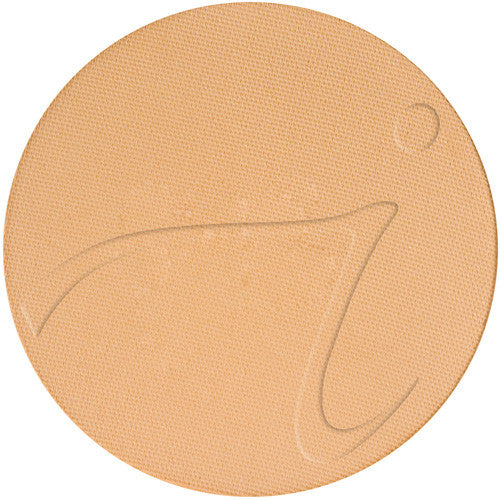 Latte - PurePressed Base SPF 20 Foundation Refill - The English Rose Organic Spa