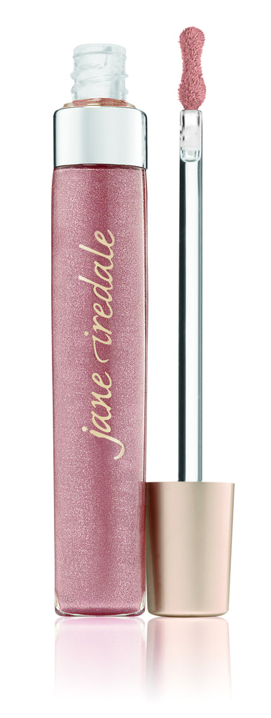 Soft Peach - PureGloss Lip Gloss - The English Rose Organic Spa