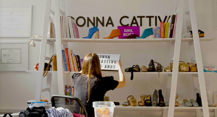 Donna Cattiva Aniversario - Video I