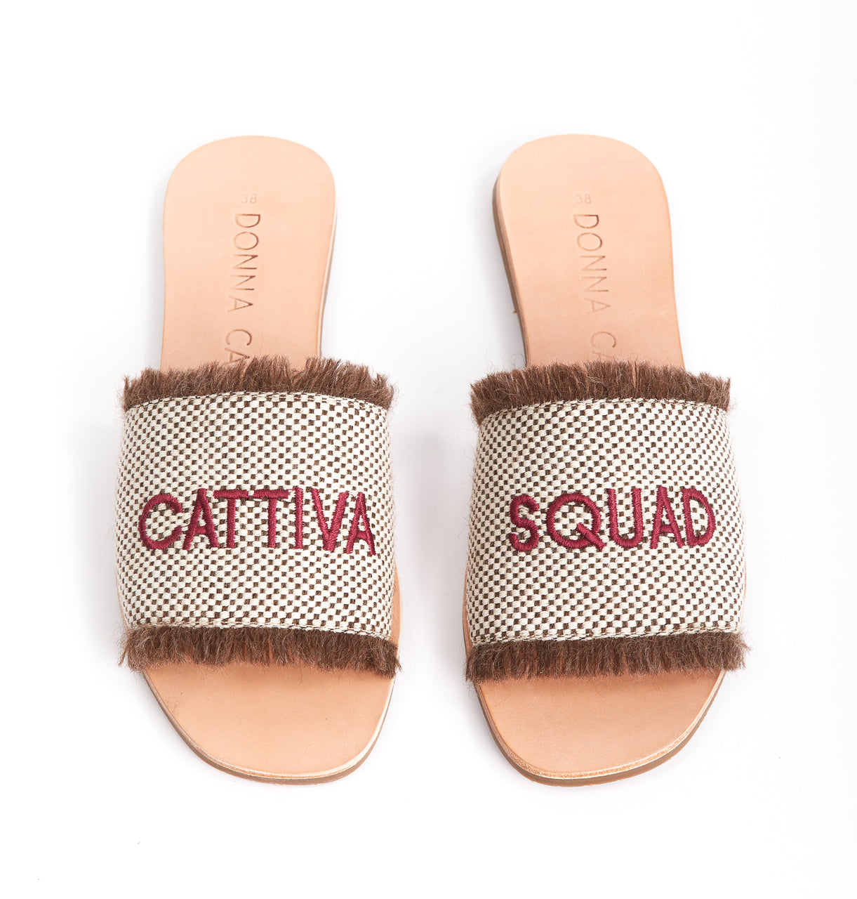 CATTIVA SQUAT - TAUPE