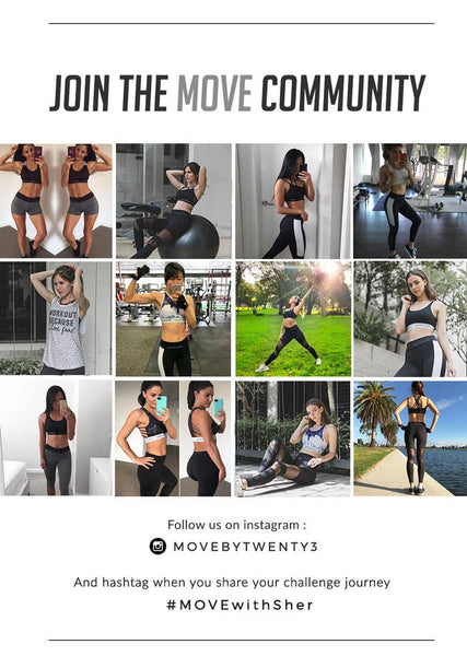 The MOVE by Twenty3 Community