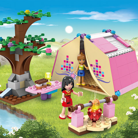 COGO Dream Girl Educational Building Blocks Toys For Children Kids Gifts Friends Compatible With Legoe