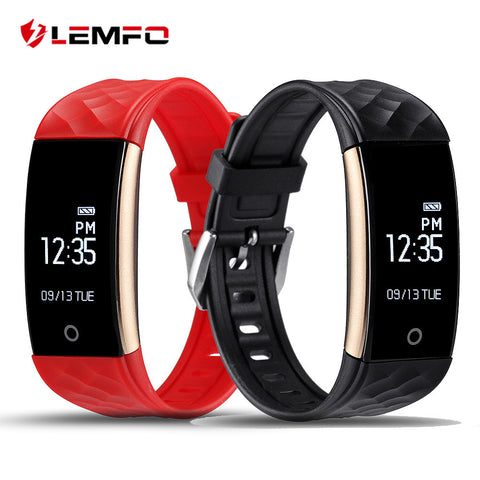 Original S2 Smart Band Wristband Bracelet Heart Rate Pedometer Sleep Fitness Tracker Bluetooth 4.0 IP67 Waterproof Smartband