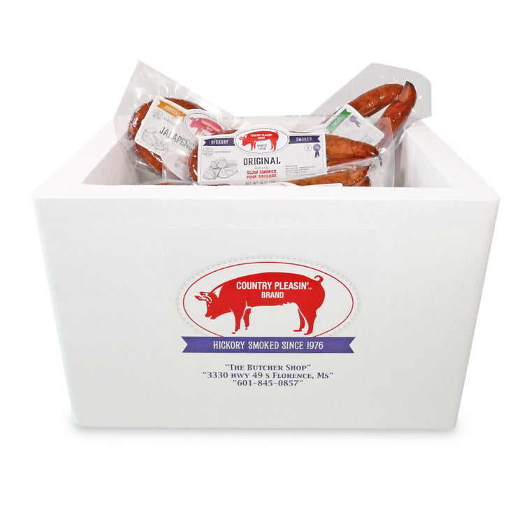 Sausage 12-Pack Cooler